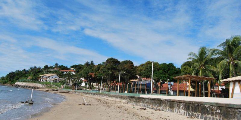 Praia Condomínio Parque Enseada do Sol